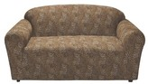 Nobrand No Brand Jersey Leopard Slipcover - Loveseat