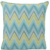 Harlequin Groove Green European Pillowcase (Each)