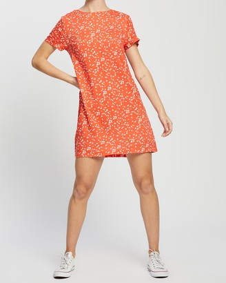 All About Eve Spring Shift Dress