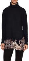 Nanette Lepore Cool Club Turtleneck Sweater