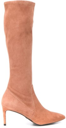 Stuart Weitzman Wanessa heeled boots
