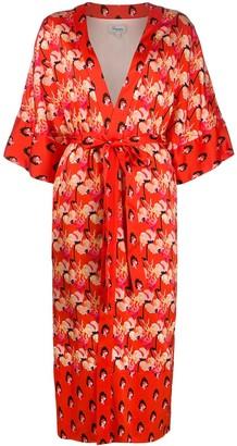 Temperley London Dragonfly kimono coat