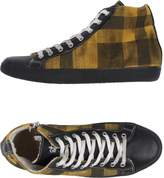 Leather Crown High-tops & sneakers - Item 11258725