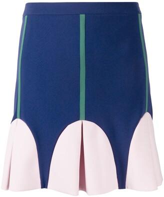 Boutique Moschino High-Waisted A-Line Skirt
