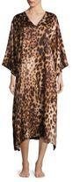 Natori Leopard Printed Caftan