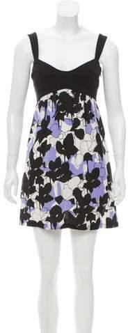 Diane von Furstenberg Eloise Silk Dress