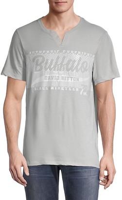 Buffalo David Bitton Nuah Heathered T-Shirt