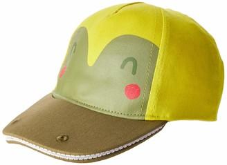 Tuc Tuc Green Crocodile Twill Cap For Boy Tropical Jungle