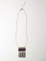 White Stuff Beaded chevron necklace