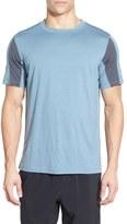 Ibex Men's 'W2 Sport' Merino Wool Jersey T-Shirt