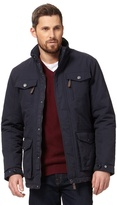Maine New England Big And Tall Navy Field Jacket