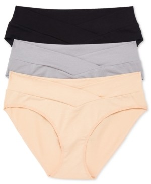 Motherhood Maternity 3-Pk. Bikini Panties