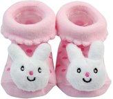 ReFaXi®Cute Newborn Baby Unisex Soft Anti-slip Socks Animal Cartoon Shoes Slipper Boots
