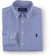 Ralph Lauren Striped Cotton Dress Shirt