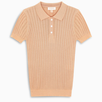 MATÉRIEL Knitted polo top
