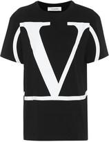 Valentino Logo cotton T-shirt