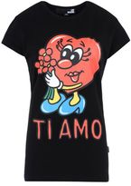 Love Moschino Moschino Short Sleeve T-Shirts