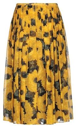 Michael Kors Collection 3/4 length skirt