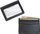 Royce Leather Men's Mini ID & Credit Card Holder 406-5