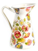 Mackenzie Childs MacKenzie-Childs Morning Glory Practical Pitcher