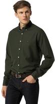 Tommy Hilfiger New York Fit Light Flannel Shirt