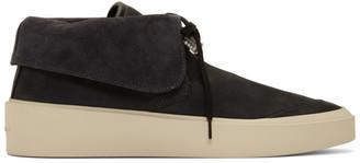 Fear Of God Black Skate Low Sneakers
