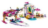 Lego Friends Andrea'S Speedboat Transporter