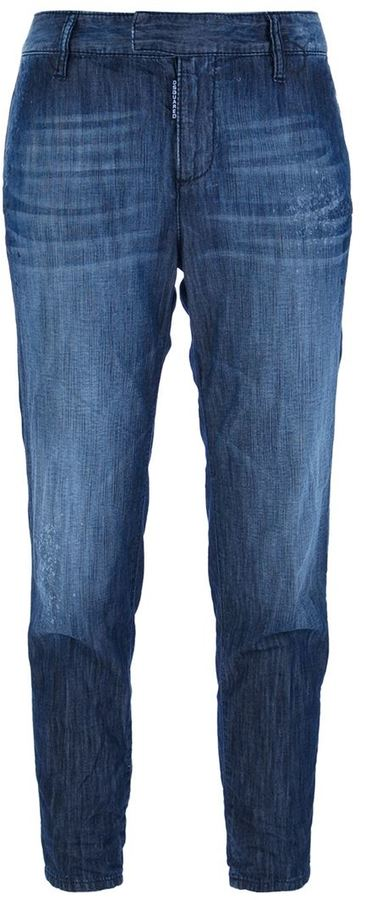 DSquared DSQUARED2 tapered jean