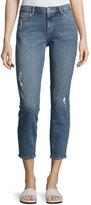 MiH Jeans Tomboy Skinny Boyfriend Denim Jeans, Arran