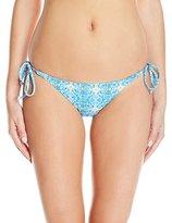 Volcom Women's Wallflower Full Bikini Bottom
