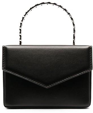 Amina Muaddi Pernille Super mini bag