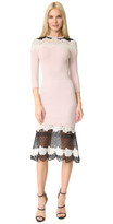 Yigal Azrouel Lace Dress