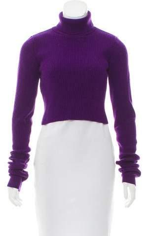 Jacquemus Wool Turtleneck Sweater