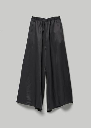Chelsea Mak Women's Windsor Wide Pants in Black Size XS