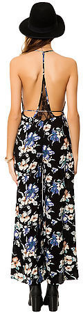 *MKL Collective The Nightshade Jumpsuit in Floral