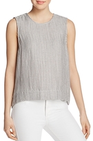 Bella Dahl Button Shoulder Tank Top