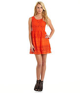 Miss Me by Sleeveless Lace Dress