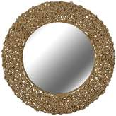 Kenroy Home Seagrass Wall Mirror