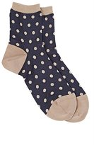 Antipast Women's Polka Dot Trouser Socks