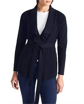 David Lawrence Transverse Rib Cardi