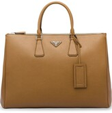 Thumbnail for your product : Prada Saffiano leather tote bag