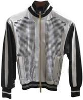 Ungaro White Leather Leather Jacket for Women