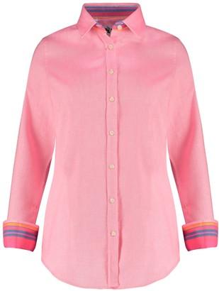 Koy Clothing Ladies Pink 'Tabaka' Shirt