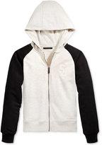 Sean John Little Boys' Zip-Up Hooded Jacket