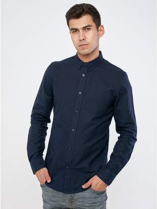 M&Co Slim fit oxford shirt