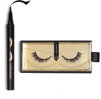 Mirenesse Adhesive Liner & Reusable False Lash Bond Kit - Jennifer