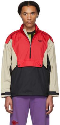 Reebok Classics Pink Classic Trail Jacket