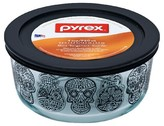 Pyrex Food Storage Container Black