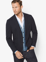 Michael Kors Slim-Fit Lightweight Wool Blazer