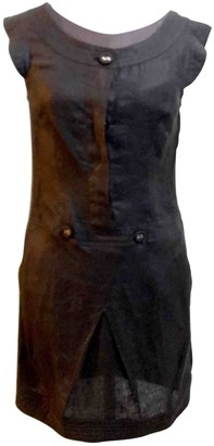 Max & Co. Black Linen Dress for Women